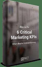 Fix Critical Marketing KPIs