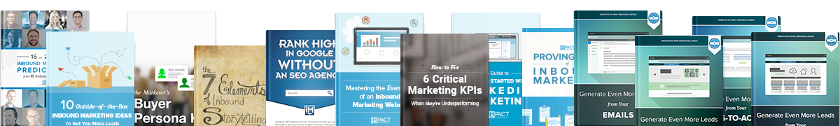 IMPACT 10 Most Popular Ebook Offers