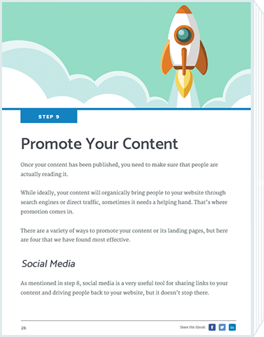 Beginners Guide to Inbound Marketing Content Promotion