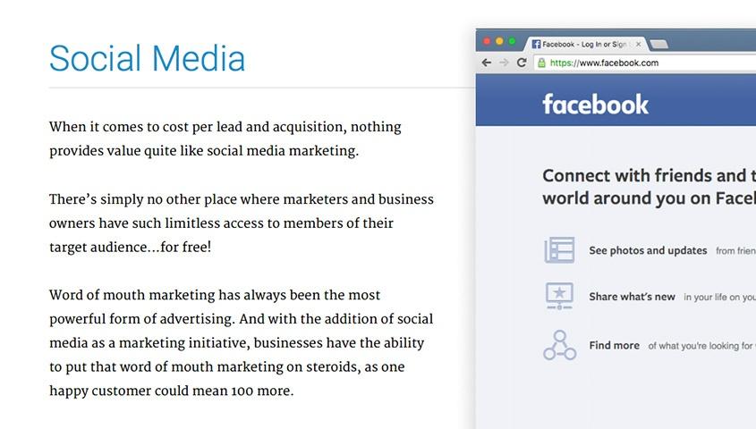 Proving the ROI of Social Media