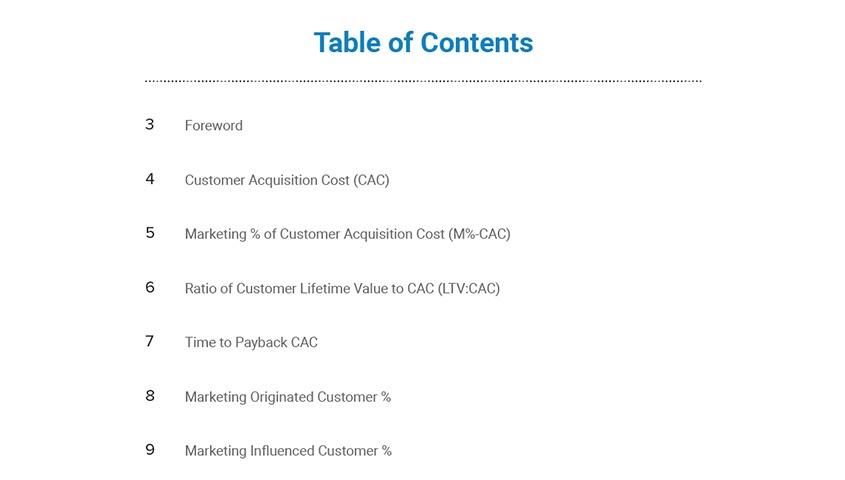 6 Critical Marketing KPIs Forward