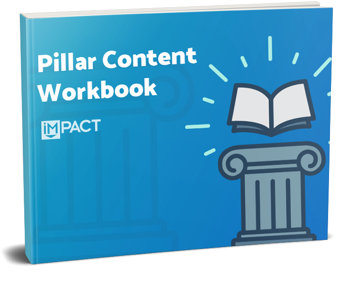 Pillar Content Workbook